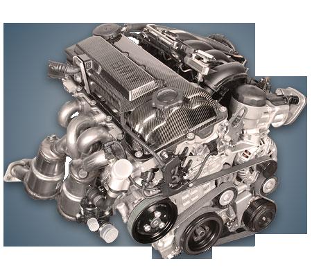 Капитальный ремонт двигателя BMW N45