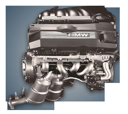 Капитальный ремонт двигателя BMW N46