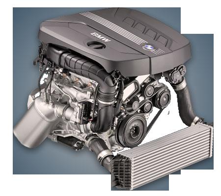 Капитальный ремонт двигателя BMW N47