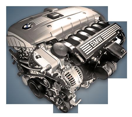 Капитальный ремонт двигателя BMW N52
