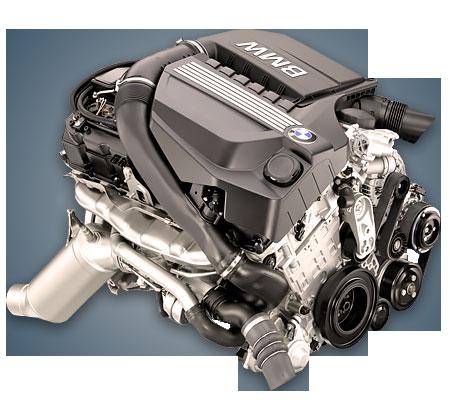 Капитальный ремонт двигателя BMW N55