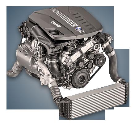 Капитальный ремонт двигателя BMW N57