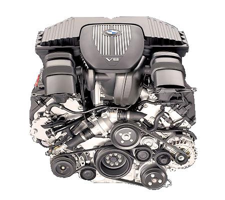 Капитальный ремонт двигателя BMW N62