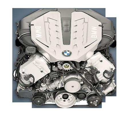 Капитальный ремонт двигателя BMW N63